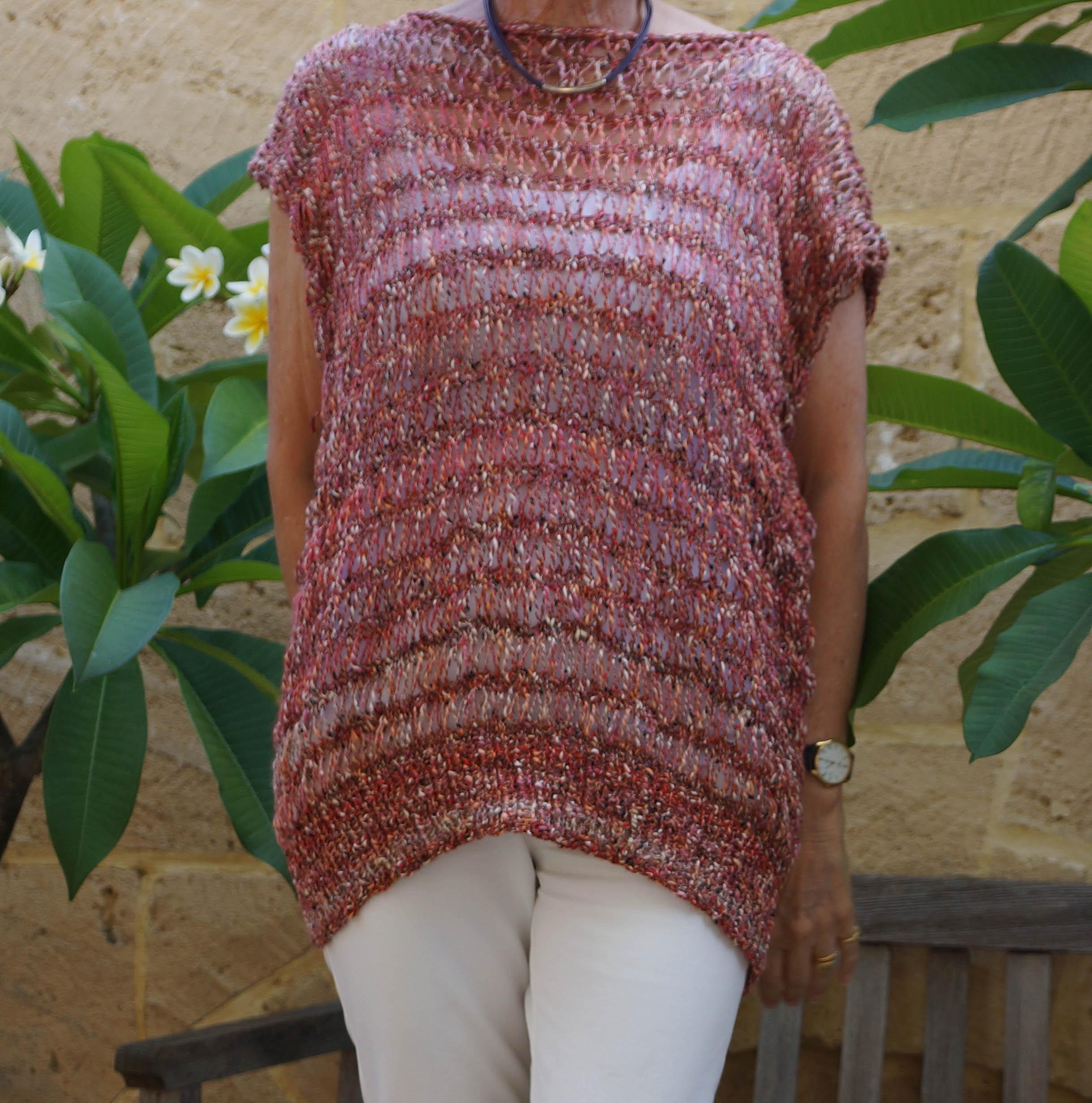 Dropped stitch top pattern – fadanista