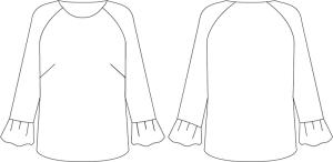 stockholm blouse