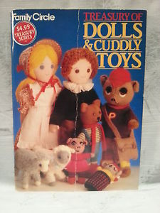 dolls and cuddly toys