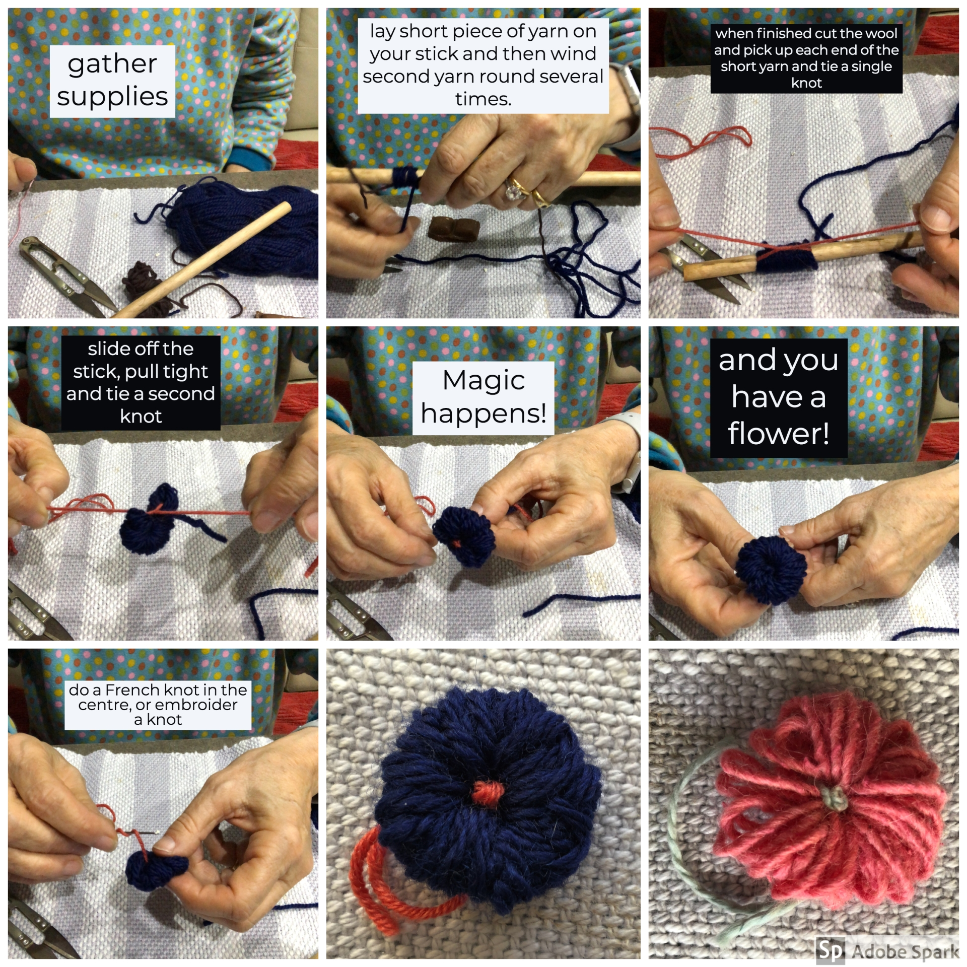 How to make a wool flower.jpg